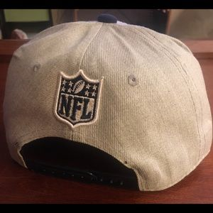 New Era Accessories - Cowboys America s Team Grey Draft Day Hat 4f2aa802eddf